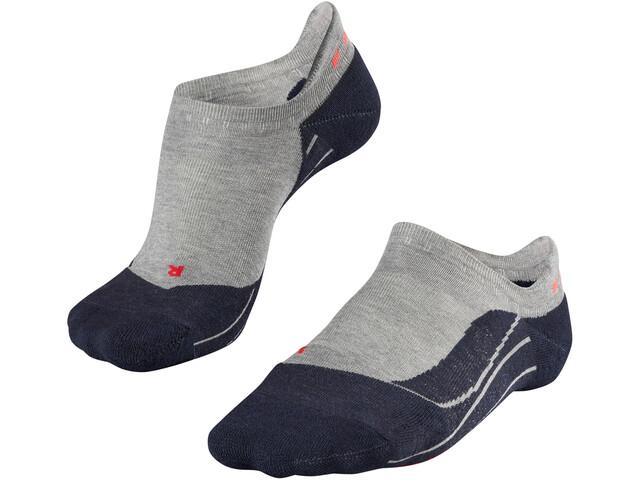 Falke RU4 Invisible Running Socks Damen lightgrey